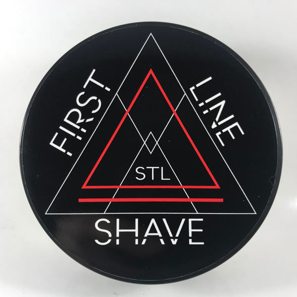 First Line Shave Red Shaving Soap