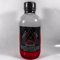 First Line Shave Red Aftershave Splash