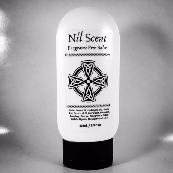 Nil Scent (Fragrance Free) Aftershave Balm