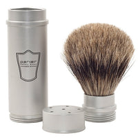 Full Size Travel Pure Badger Brush (TRAVPB) - by Parker