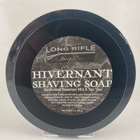 Hivernant Shaving Soap (3oz Jar) - by Long Rifle Soap Co.