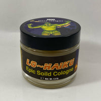 Lo-Haiku Solid Cologne - by Phoenix Artisan Accoutrements