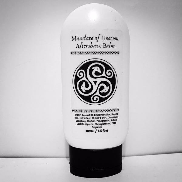 Mandate of Heaven Aftershave Balm