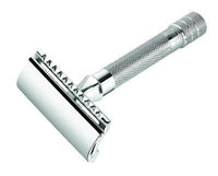 Merkur 33C Double-Edge Safety Razor (Chrome)