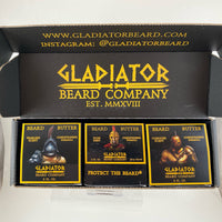 Beard Butter Box Set - by Gladiator Beard Company (Pre-Owned)