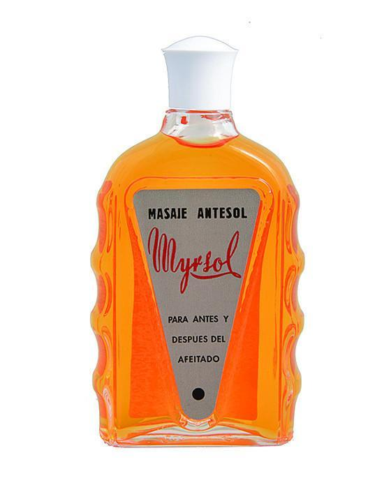 Myrsol Antesol Pre/Postshave Massage (180ml/6.1oz)