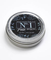 No. 1 Beard Balm - by Zingari Man