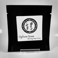 Ogham Stone Shaving Soap