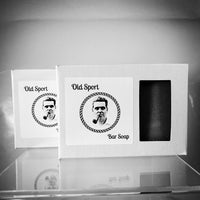 Old Sport Bar Soap  (Two Bars - 4.5oz ea.)