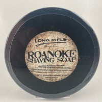 Roanoke Shaving Soap (3oz Jar) - by Long Rifle Soap Co.