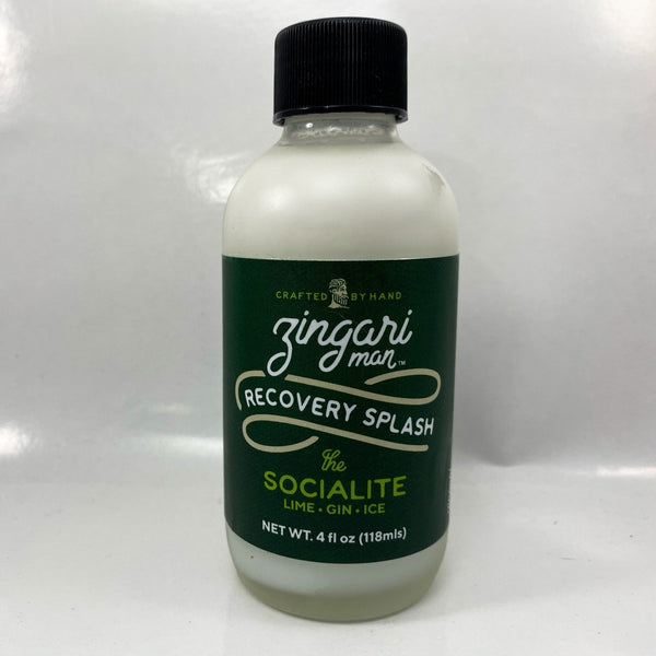 The Socialite Recovery Splash - by Zingari Man