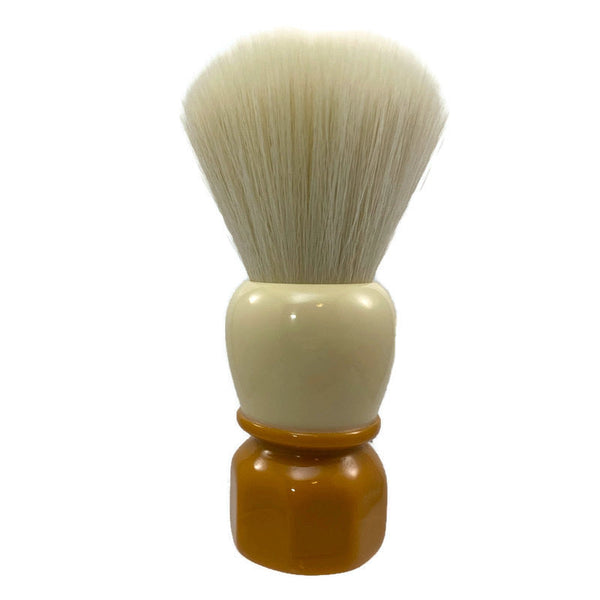 The Solar Flare - 24mm Nexus Hybrid Synthetic Shaving Brush - by Phoenix Artisan Accoutrements
