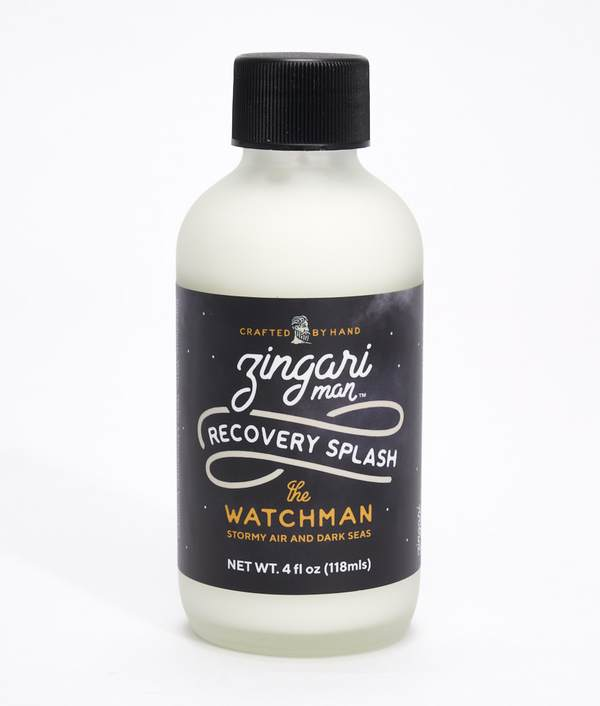 The Watchman Recovery Splash - by Zingari Man