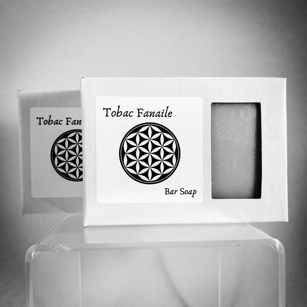 Tobac Fanaile Bar Soap  (Two Bars - 4.5oz ea.)
