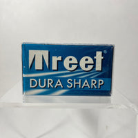 Treet Dura Sharp Double Edge Razor Blades (10 blade pack)