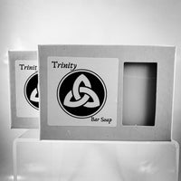 Trinity Bar Soap  (Two Bars - 4.5oz ea.)