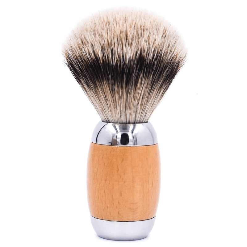 products/Wood_ChromeHandleSilvertipBadgerShaveBrush_Stand_TSBST_-byTaconicShave_3.jpg