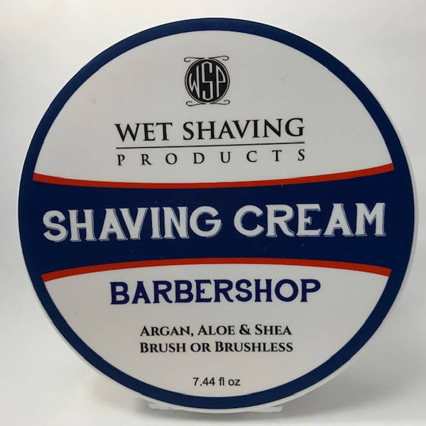 Barbershop Shaving Cream - by Wet Shaving Products (Pre-Owned)