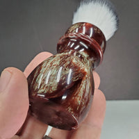Shaving Brush, Traditional Wet Shave, Care Package for Him