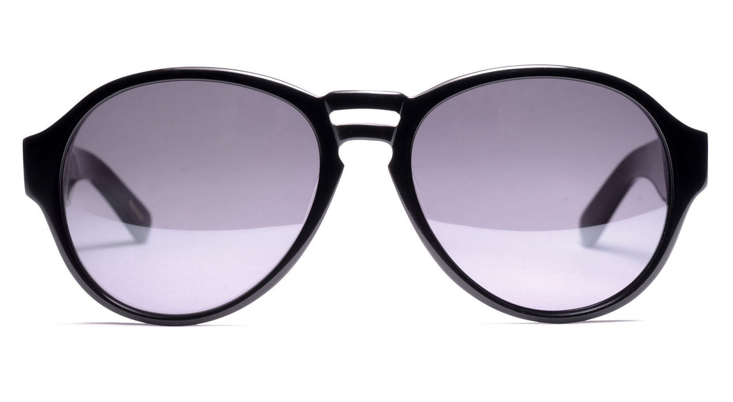 LDNR Soho Air Sunglasses (Black)