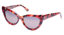 Load image into Gallery viewer, LDNR Charlotte 002 Sunglasses (Red Tort)