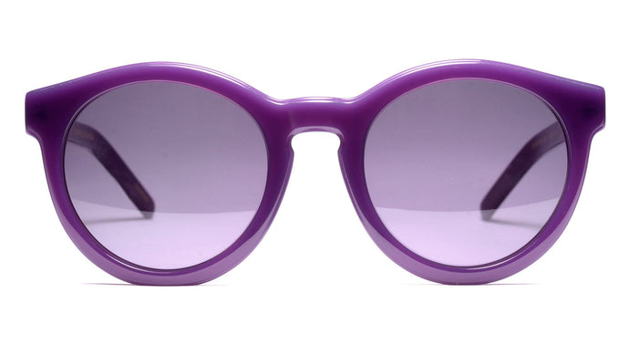 LDNR Compton 005 Sunglasses (Purple)