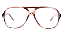 Load image into Gallery viewer, LDNR Heron Glasses (Brown Stripe)