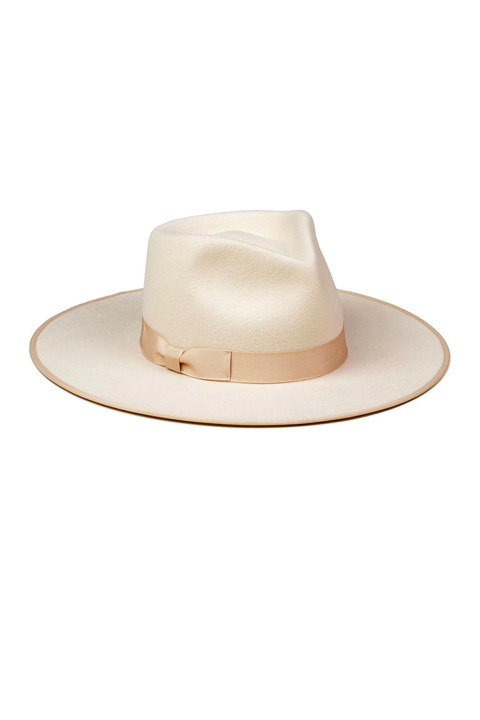Lack of Color Ivory Rancher in Ivory/Taupe