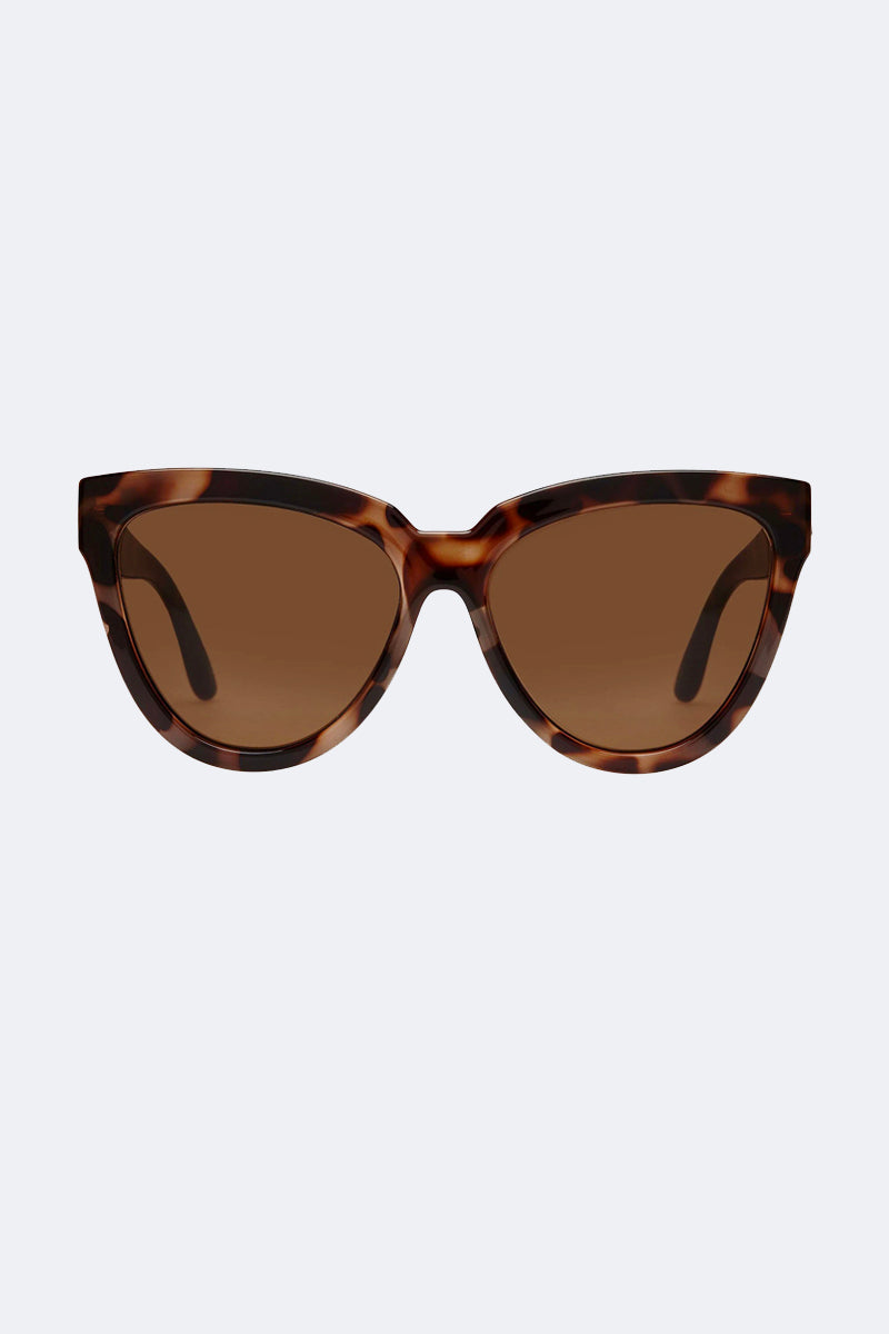 Le Specs Liar Lair Sunglases in Volcanic Tort