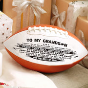 To My Grandson - You Will Never Lose | Football