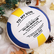 To My Son - You Will Never Lose | Volleyball