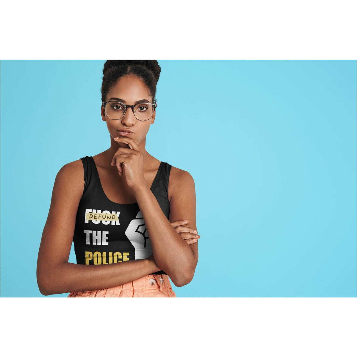 Defund the Police Women's Tank