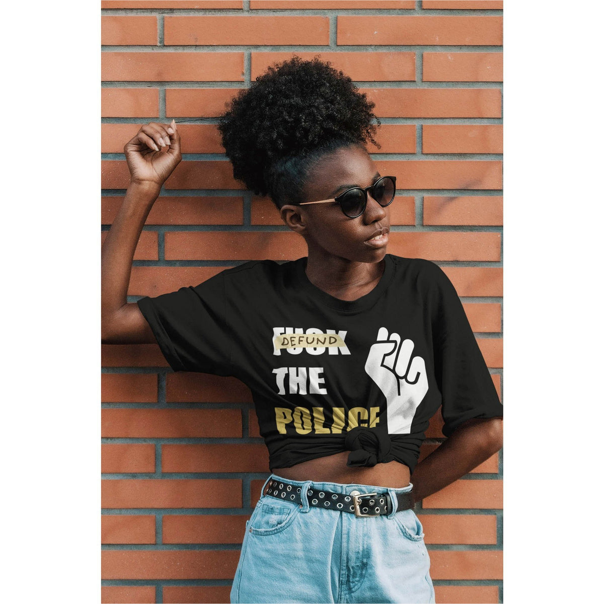 Defund the Police Women's Premium T-Shirt