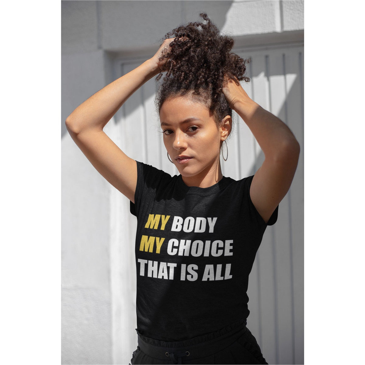 Pro Choice Women's Premium T-Shirt
