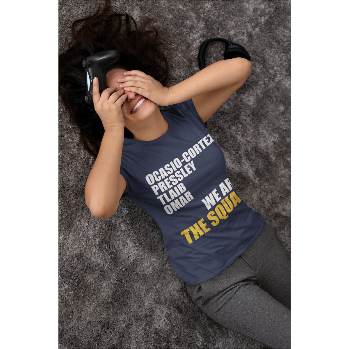 The Squad Women's Premium T-Shirt