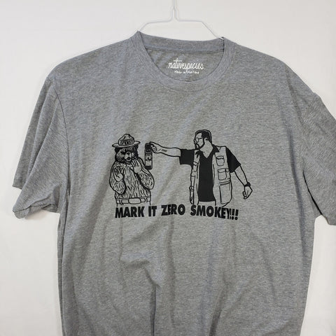 XLarge Smokey T shirt $8 Fly Fishing T shirt - Stripn Flywear