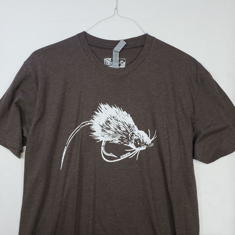 Large Hoodrat T shirt $8 Fly Fishing T shirt - Stripn Flywear