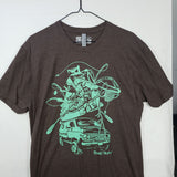 Medium Tripn T shirt $8 Fly Fishing T shirt - Stripn Flywear
