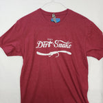 Medium Dirtsnake T shirt $8 Fly Fishing T shirt - Stripn Flywear