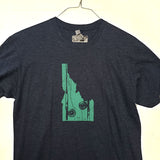 Medium Idaho Rods T shirt $8 Fly Fishing T shirt - Stripn Flywear