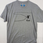 Medium Banksy T shirt $8 Fly Fishing T shirt - Stripn Flywear