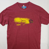 Small Firestarter T shirt $8 Fly Fishing T shirt - Stripn Flywear