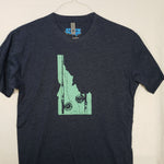 Small Idaho Rods T shirt $8 Fly Fishing T shirt - Stripn Flywear