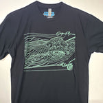 Small Ripples T shirt $8 Fly Fishing T shirt - Stripn Flywear