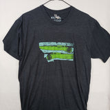 Medium Montana Rods T shirt $8 Fly Fishing T shirt - Stripn Flywear