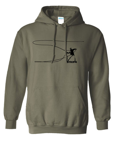 Banksy Hoody Fly Fishing Hoody - Stripn Flywear