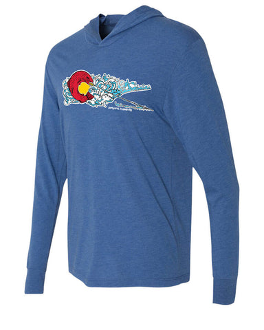 Colorado Rise Lightweight Hoody Lightweight Fly Fishing Hoody - Stripn Flywear