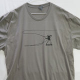 XXL Banksy T shirt $8 Fly Fishing T shirt - Stripn Flywear
