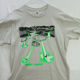 Large UFO Abduction (Made in US) T shirt $9 Fly Fishing T shirt - Stripn Flywear