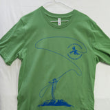 Large Shadow Casting (Made in US) T shirt $9 Fly Fishing T shirt - Stripn Flywear